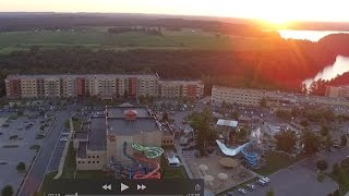 Download Wisconsin Dells Aerial Tour | Wisconsin Dells, WI Video