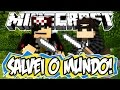 Download SALVEI O MUNDO! - SkyWars: Minecraft Video