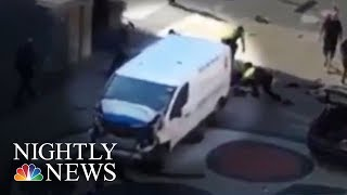 Download Barcelona Terror Attack: 13 Dead, Dozens Injured | NBC Nightly News Video