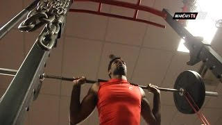Download Men's Basketball Preseason: Strength and Conditioning with Mike Rehfeldt Video