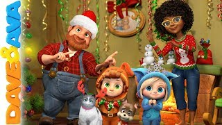 Download 🎄Christmas Songs for Kids | Nursery Rhymes and Christmas Songs | Dave and Ava 🎄 Video