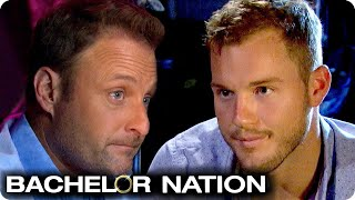 Download Colton Vents To Chris Harrison Over Hannah B/Caelynn Feud   The Bachelor US Video
