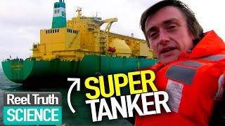 Download Engineering Connections - Supertanker | Engineering Documentary Series | ReelTruth.Science Video