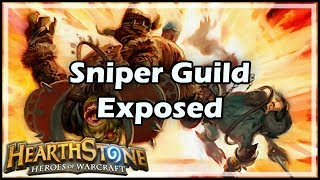 Download [Hearthstone] Sniper Guild Exposed Video