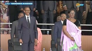 Download Kagame sworn in for another term leading Rwanda Video