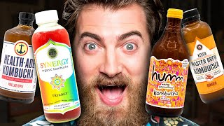 Download Kombucha Taste Test Video