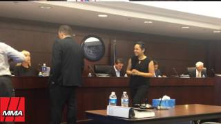 Download Conor McGregor Nevada Athletic Commission Hearing - PART 1 Video
