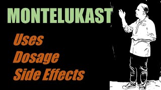 Download montelukast use dosage and side effects Video