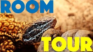 Download Reptile room tour December 2018! Video