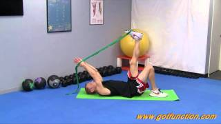 Download Best Stretch Strap Routine for the Hamstrings and Groin Video