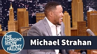 Download Michael Strahan Predicts AFC, NFC and Super Bowl LI Winners Video