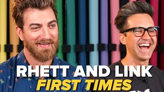 Download Rhett And Link Tell Us About Their First Times Video