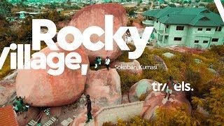 Download Sokoban ″Rock Village″ | KUmasi, Ghana (Ghanaian Natural Resources and sites) Video