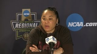 Download Women's Basketball NCAA Elite 8 News Conference — 3/26/17 Video