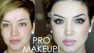 Download Pro Makeup Tutorial For Beginners ♡ Video