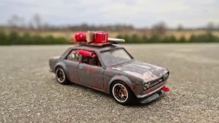 Download How to Make a Roof Rack for your Custom Hotwheels Video