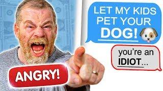 Download r/entitledparents ″ENTITLED DAD DEMANDS TO PET MY DOG!″ Video