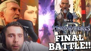 Download Kingdom Hearts 3 Has Gone Completely Wild!! | KH3 Final Battle Trailer Reaction Video