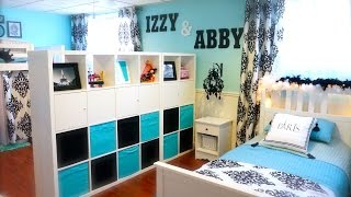 Download Decorating Tips- Decorating My Girls Shared Room on a Budget Video