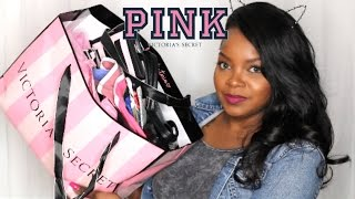 Download HUGE VICTORIA'S SECRET PINK HAUL| FALL READY Video