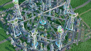 Download Sim city #22 - The city of future Video