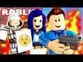 Download ROBLOX SILENT ASSASSIN! WE MUST PROTECT OUR TARGET! Video