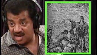 Download Neil deGrasse Tyson - How Christopher Columbus Was a Dick - Joe Rogan Video