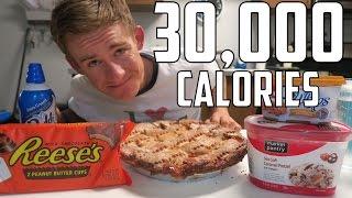 Download 30,000+ Calorie ″CHEATSGIVING″ | ErikTheElectric Video