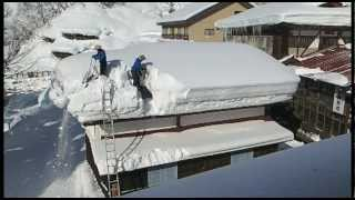 Download Life with Snow Yukioroshi雪おろし Video