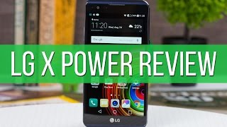 Download LG X Power Review Video