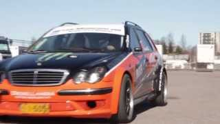 Download Black Smoke Racing w203 Dyno run Video