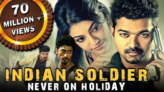 Download Indian Soldier Never On Holiday (Thupakki) Hindi Dubbed Full Movie | Vijay, Kajal Aggarwal Video