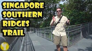 Download Singapore Southern Ridges Trail Video