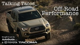Download 2016 Toyota Tacoma: Watch Current Tacoma Owners Test the New Truck Off-Road Video