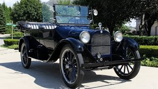Download 1920 Dodge Brothers Touring Cabrio For Sale Video