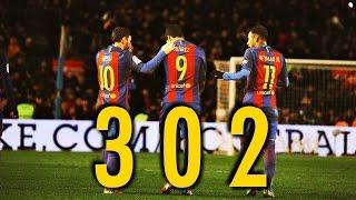Download MSN ● All 302 Goals ● Messi Suarez Neymar ||HD|| Video