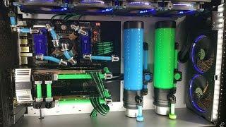 Download Caselabs Magnum SMA 8/ Profesyonel Custom Sıvı Soğutma Video
