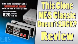 Download NES Classic Clone Console Cost $20 and Doesn't Suck Video