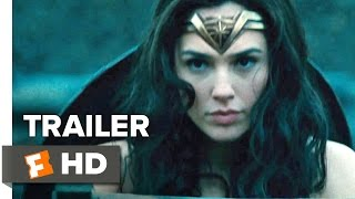 Download Wonder Woman Official Comic-Con Trailer (2017) - Gal Gadot Movie Video