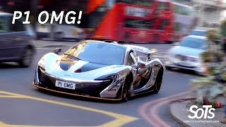 Download Supercars in London November 2016 Part 2 Video
