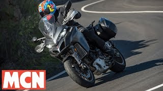 Download Ducati Multistrada 1260 S | First Rides | Motorcyclenews Video