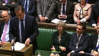 Download Cameron Makes Pro-EU Case in UK Parliament Video