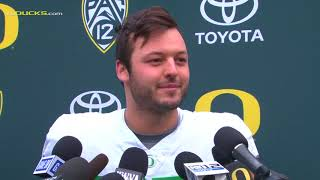 Download Jacob Breeland Talks New Coach and Bowl Game Video