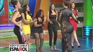 Download Ana Carolina y Socrates Alba en el duelo de baile en el Circuito de Famosos Video