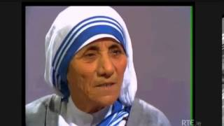 Download Mother Teresa of Calcutta on Irish Television, 1974 Video