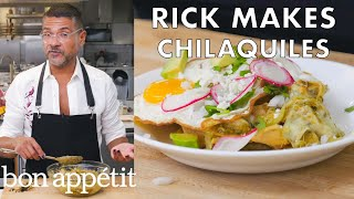 Download Rick Makes Classic Chilaquiles | From the Test Kitchen | Bon Appétit Video