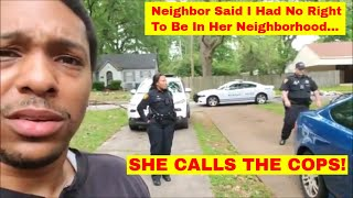 Download Neighbor Calls The Police on Young Investor! Video
