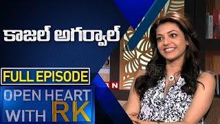 Download Actress Kajal Agarwal | Open Heart With RK | Full Episode | ABN Telugu Video
