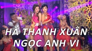 Download LK Cánh Bướm Vườn Xuân, Xuân Yêu Thương - Hà Thanh Xuân, Ngọc Anh Vi {Liên Khúc Mùa Xuân} Video
