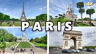 Download PARIS - FRANCE , BEST OF PARIS 2019 4K Video